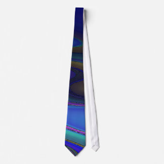 Oil Slick Rainbow Fade Tie