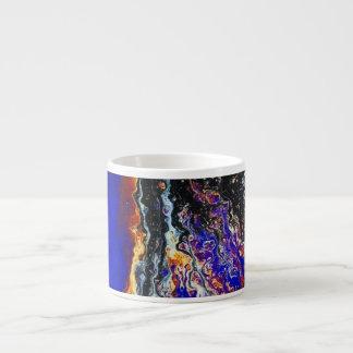 Oil Spill Espresso Mug