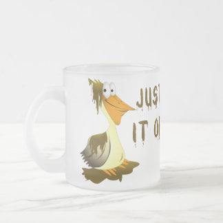 Oil Spill Pelicans Mug