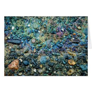 Oil & Stone Card