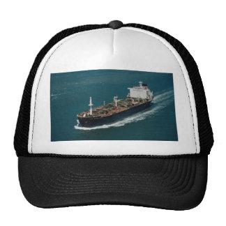 Oil tanker mesh hats