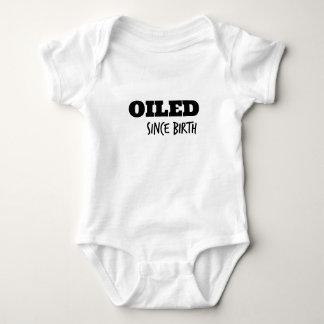Oiled Since Birth bodysuit