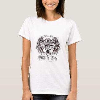 Oilfield Banner Cross T-Shirt