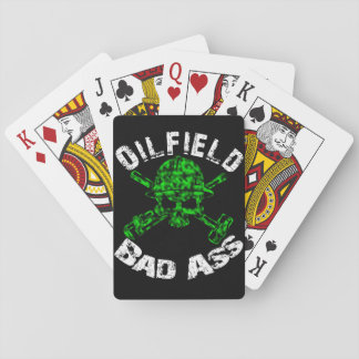 Oilfield Cards Playing Cards