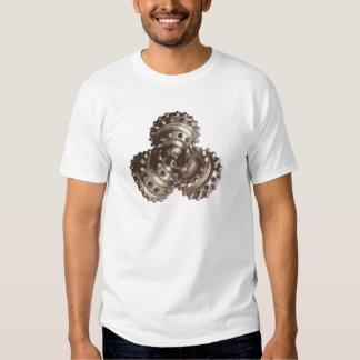 Oilfield Drilling Bit T Shirts
