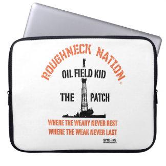 OILFIELD KID The Patch Laptop Sleeve