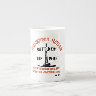 OILFIELD KID The Patch Tea Cup