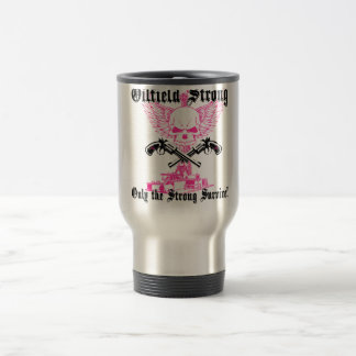 Oilfield Strong Travel Mug