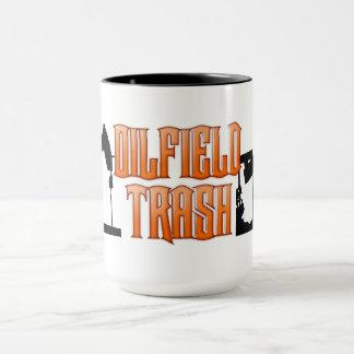 Oilfield Trash Combo Mug