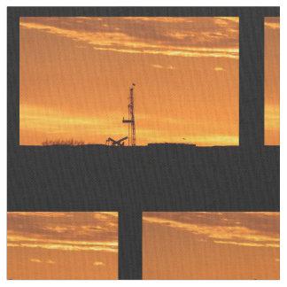 Oilfield Workover Rig Fabric