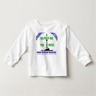 OilIELD KID The Patch Toddler T-Shirt