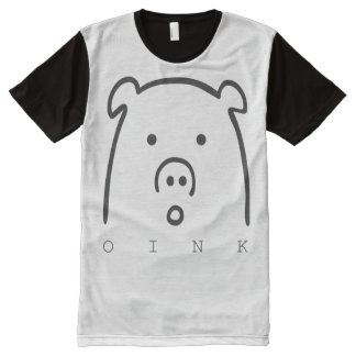 oink All-Over print T-Shirt