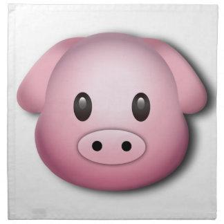 Oink Oink Cute Pig Napkin
