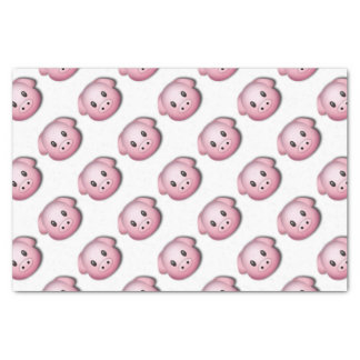 Oink Oink Cute Pig Tissue Paper