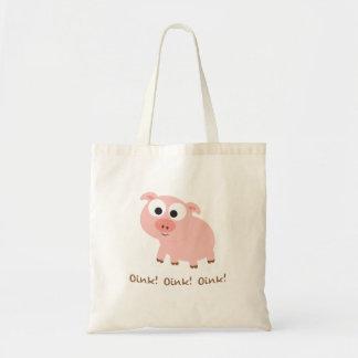 Oink! Oink! Oink! Tote Bag