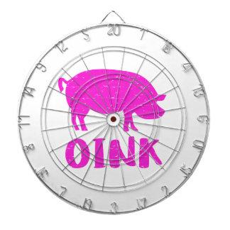 Oink Pig Dartboard