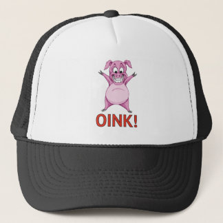 oink! trucker hat