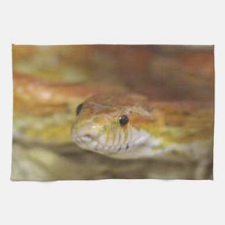 oj the snake hand towels