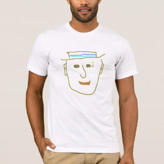 Ojai Face Old Man T-Shirt