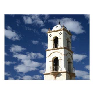 Ojai Post Office Tower 21.5 Cm X 28 Cm Flyer