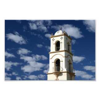 Ojai Post Office Tower Photo Print