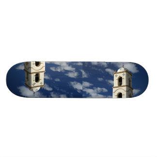 Ojai Post Office Tower Custom Skateboard