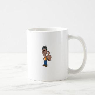 OK Guy Basic White Mug