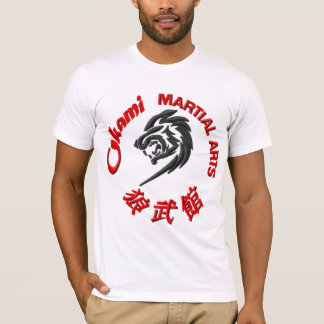 Okami Martial Arts T-Shirt