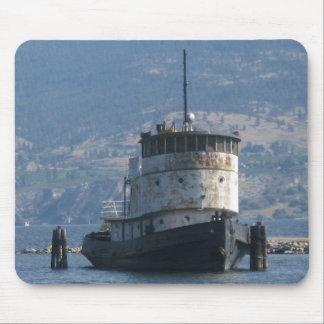 Okanagan Lake Steamship Mousepad
