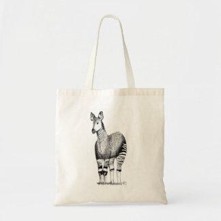 Okapi Art Tote Bag