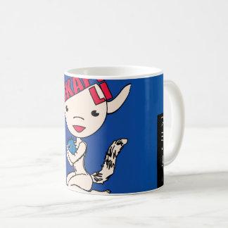 Okapi Li sulks Coffee Mug