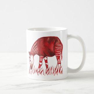 Okapi Original Artwork Mug