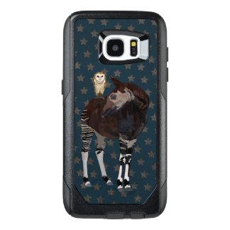 OKAPI & OWL Art OtterBox Samsung Galaxy S7 Edge Case