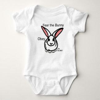 Okay bunny baby bodysuit