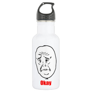 Okay - Meme 532 Ml Water Bottle