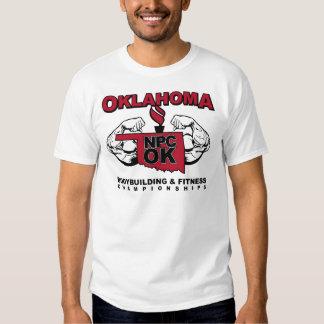 okbodybuilding tshirt