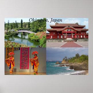 Okinawa, Japan Poster