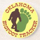 Oklahoma Bigfoot Tracker Coaster