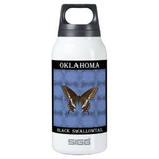 Oklahoma Black Swallowtail Butterfly 0.3 Litre Insulated SIGG Thermos Water Bottle