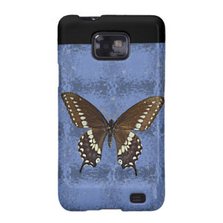 Oklahoma Black Swallowtail Butterfly Samsung Galaxy SII Cases