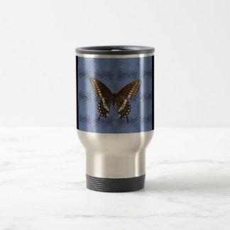 Oklahoma Black Swallowtail Butterfly Coffee Mug