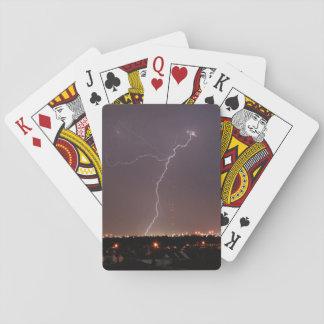 Oklahoma City Lightning Playing Cards