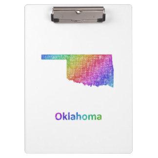 Oklahoma Clipboard