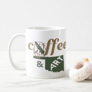 Oklahoma - coffee & art coffee mug