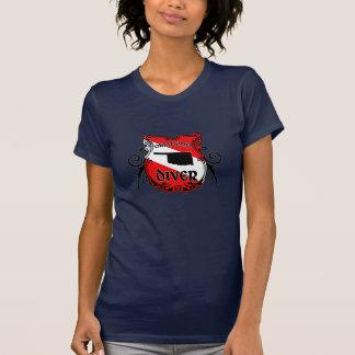 Oklahoma Diver T Shirt