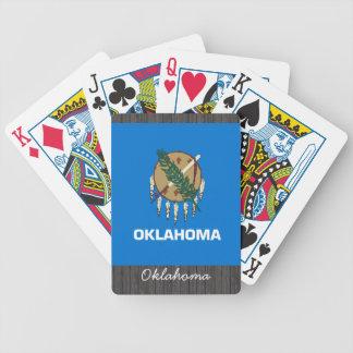 Oklahoma Flag Playing Cards