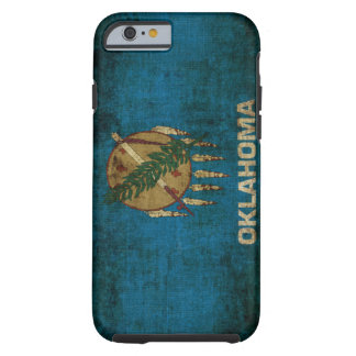 Oklahoma Flag Tough iPhone 6 Case