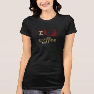 Oklahoma, I Love Coffee T-Shirt