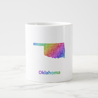Oklahoma Large Coffee Mug