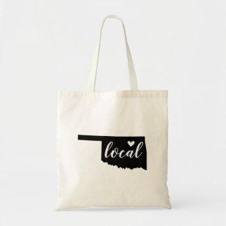 Oklahoma Local State Tote Bag